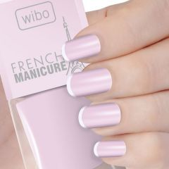 Wibo French Manicure Nail Polish (8,5mL) 4