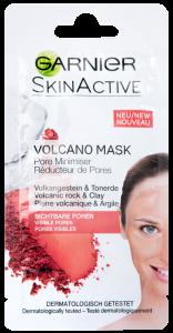Garnier Pore-Minimizer Volcano Mask For Skin With Visible Pores (12mL)