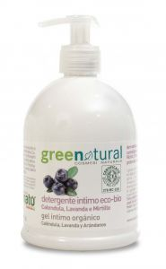 Greenatural Intimate Wash Blueberry (500mL)