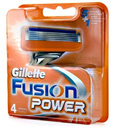 Gillette Fusion Power (x4)