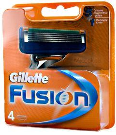 Gillette Fusion (x4)