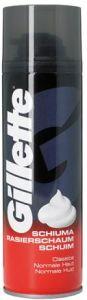 Gillette Shave Foam Classic (300mL) Normal Skin
