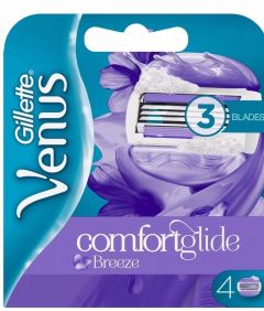 Gillette Venus Breeze (x4)