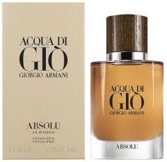 Giorgio Armani Acqua di Gio Absolu EDP (40mL)