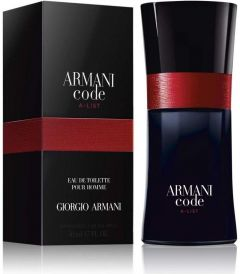 Giorgio Armani Code A-List EDT (50mL)