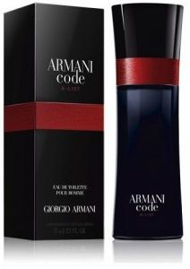 Giorgio Armani Code A-List EDT (75mL)