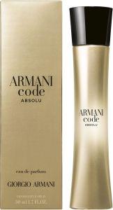 Giorgio Armani Code Absolu Femme EDP (50mL)
