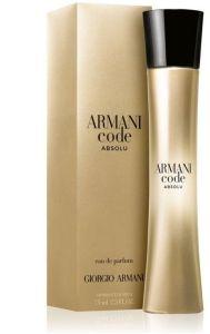 Giorgio Armani Code Absolu Femme EDP (75mL)