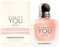 Giorgio Armani In Love With You Freeze EDP (50mL)