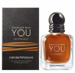 Giorgio Armani Stronger With You Intensely EDP (100mL)