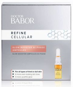 Babor Refine Cellular Glow Booster Bi-phase Ampoules (3x1mL)