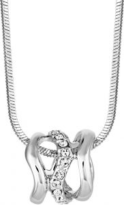Buckley London Bayswater Pendant Silver GN1141