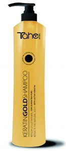 Tahe Botanic Acabado Keratin Gold Shampoo (800mL)