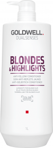 Goldwell DS Blond & Higlights Anti-Yellow Conditioner (1000mL)