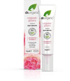 Dr. Organic Guava Eye Serum (15mL)