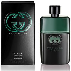 Gucci Guilty Black Pour Homme Eau de Toilette