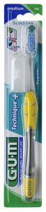 Gum Technique+ Toothbrush Soft Yellow