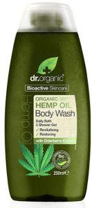 Dr. Organic Hemp Body Wash (250mL)