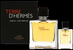 Hermes Terre d'Hermes EDP (75mL) + EDP (12,5mL)