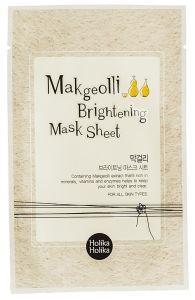 Holika Holika Kasvonaamio Makgeolli Brightening Mask Sheet (20mL)