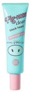 Holika Holika Huokosten Geelikuorinta Pooride Geel-koorija Pig Nose Clear Blackhead Peeling Massage Gel (30mL)