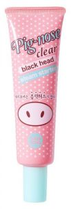 Holika Holika Huokosten Puhdistusgeeli Pig Nose Clear Blackhead Steam Starter (30mL)