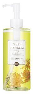 Holika Holika Hydrofiilinen Öljy Seed Blossom Fresh Cleansing Oil (300mL)