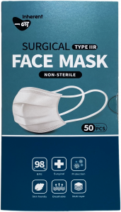 Inherent Surgical Face Mask (50pcs)