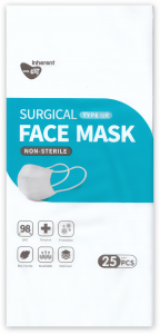 Inherent Surgical Face Mask (25pcs)