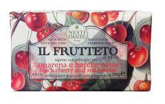 Nesti Dante Soap Il Frutetto Black Cherry & Red Berries (250g)