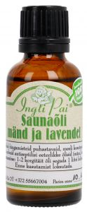 Ingli Pai Pine Sauna Oil (30mL)