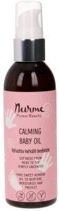 Nurme Calming Baby Oil (100mL)