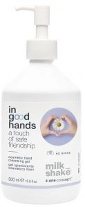 Z. One Concept Milk Shake In Good Hands Cosmetic Hand Cleansing Gel (500mL)