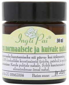 Ingli Pai Face Cream for Normal and Dry Skin (30mL)