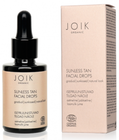 Joik Organic Sunless Tan Facial Drops (30mL)