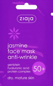 Ziaja Jasmine 50+ Face Mask (7mL)