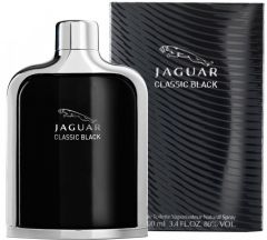 Jaguar Classic Black EDT (100mL)