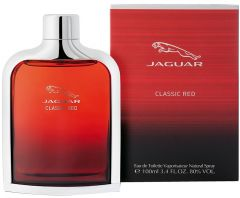 Jaguar Classic Red EDT (100mL)