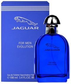 Jaguar For Men Evolution EDT (100mL)