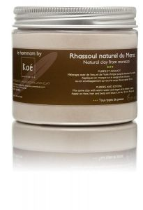 Kaé Natural White Clay from Morocco (200g)