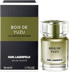 Karl Lagerfeld Bois de Yuzu EDT (50mL)
