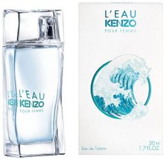 Kenzo L'eau par Kenzo pour Femme EDT (50mL)