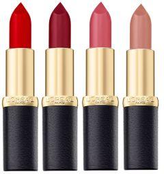 L'Oreal Paris Color Riche Matte Long Lasting Lipstick (4,8g)