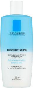 La Roche-Posay Respectissime Waterproof Eye Makeup Remover (125mL)