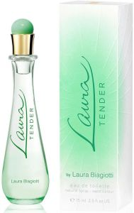 Laura Biagiotti Laura Tender EDT (75mL)