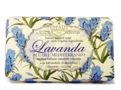 Nesti Dante Soap Lavanda Blu Del Mediterraneo (150g)