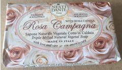Nesti Dante Soap Le Rose Campagna (150g)