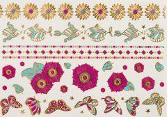 Lulu DK Pop Tats: Misty Butterflies