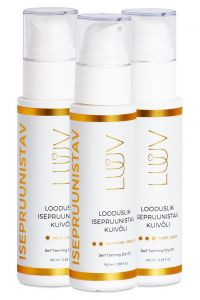 Luuv Self Tanning Dry Oil (100mL)