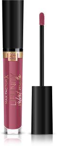Max Factor Lipfinity Velvet Matte Lipstick (3,7mL)